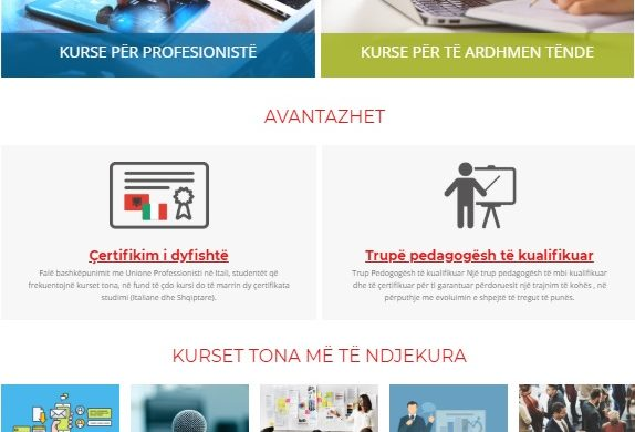 Risi Albania – Making the Labour Market Work for Young People
